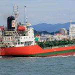 TK00195798 DWT 3,422 Chemical/Oil Tanker-