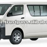 New Toyota Mini Bus, 15 Seater 2.7 LT Petrol Manual - Basic-Hiace Minibus