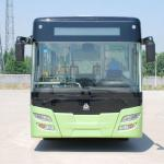 howo city bus-JK6129GD