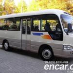 Hyundai County Used Bus-