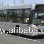 Scania OmniCity bendy buses-