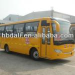 Dongfeng low price 53 seats school bus on sale-DFA6810HX3G