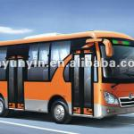 Dongfeng city bus EQ6730-EQ6730