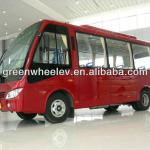Excellent Electric City Bus-