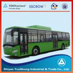 Dongfeng CNG 12m City Bus-EQ6120N