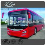 China low floor natural gas bus LNG bus-GTZ6117
