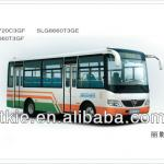 25 seats CNG Bus SLG6660T3GE For Sale In Cambodia-SLG6660T3GE