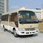 Petrol toyota engine, Coaster type , 23 - 30 seats bus for sale-Ne6700