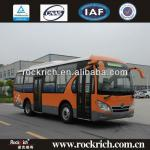 Dongfeng chinese bus, front engine, Cummins Euro 3 ,EQ6850 city bus with 30 seats-EQ6850