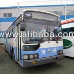 hyunda, kia ,daewoo used bus-city 540