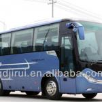 Dongfeng Luxury rear-engined EQ6800LHT coach bus/dongfeng bus for sale/dongfeng luxury coach bus /luxury bus-EQ6800lHT .