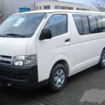 Bus and Miinu Bus Toyoat Hilux and Coaster-