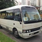 Toyota Coaster 19seater Export-Coaster