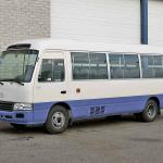 LEASING OF TOYOTA COASTER/PERKINS GEN SET-001