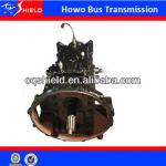 Howo bus JK6127HQ S6-150 Transmission Assembly-ZF S6-150 gearbox