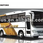 11.5 meter Tough series front engine economical tourism coach (CKZ6115CD)-CKZ6115CD tourism coach