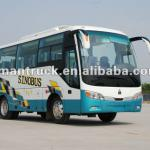 2012 HOWO tourist bus china coach-JK6808HD
