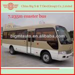 2013 newest gasoline coaster mini bus made in China-6720