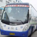 nano heat insulation coated bus-