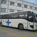 inter city bus with 50-60 seater-