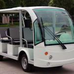 8 Seater electric tourism buses for sale DN-8F with CE certificate from China-DN-8F