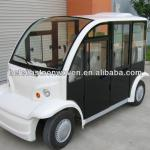 4 seat electric sightseeing car with closed door-FT-6042KF