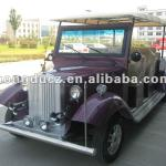retro/vintage/antique/archaistic sightseeing electric 8 passenger classic car-YMJ-L608
