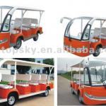 Solar Power Sightseeing Car 8-14seats-ESC-XXX series