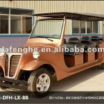 Urban electric tourism car at factory price-DFH-LX8B