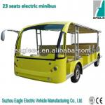 Electric shuttle personnel carrier, 23 seater, CE approved-EG6223K
