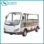 11 seats electric shuttle bus LQY113B-LQJ030