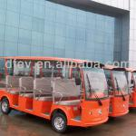Electric sightseeing bus 11 seater electric car for sale-EQ8111