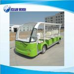 14 seats solar electric bus-GS5/PV-514