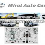 SPARE PARTS FOR KOREAN BUS-