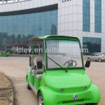 China manufacturer electric car for tourist 4 seater electric sightseeing bus made by Dongfeng Motor-EQ8041