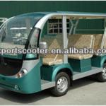 electric bus, electric sightseeing bus with 11 seats-