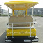 CE Approved 14 seats new electric small city bus city sightseeing bus for sale-Q5B