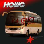 10-19seats howo mini sightseeing bus-JK6608D