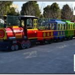 Mini Trackless Train for Amusement Parks-SPL25