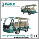 11 seaters electric microbs,shuttle personnel carrier,electric vehicle,electric car,EG6118KA03,7KW AC -Automatic drive system-EG6118KA03