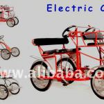 Electric Passenger Cart-