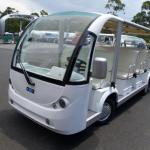 14 seater electric shuttle bus / passenger bus-EG6158K01-EG6158K01