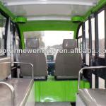 Mini electric shuttle bus sales-HW-14ML