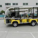 fiberglass body electric tourist car-T11