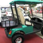 4-wheel club car golf cart,electric Utility Cargo with cargo bed,Hotel baggage car,pick up golf Car-AC motor-LQU021A--LQU021A