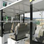 11 seats electric shuttle bus-T11