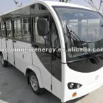 Electric Shuttle Bus with door HWT14-ML-HWT14-ML