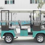 14 seats electric sightseeing vehicle-T14