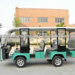 14 seats electric tourist vehicle-T14
