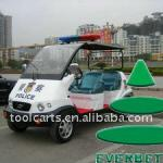 Electric tourist car-